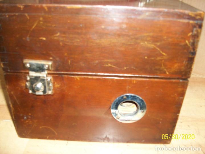 Antigüedades: ANTIGUO APARATO MEDICO-PARA DAR CORRIENTE-INGLES-STANLEY COX LTD-GERRARD S.T - Foto 11 - 206444458