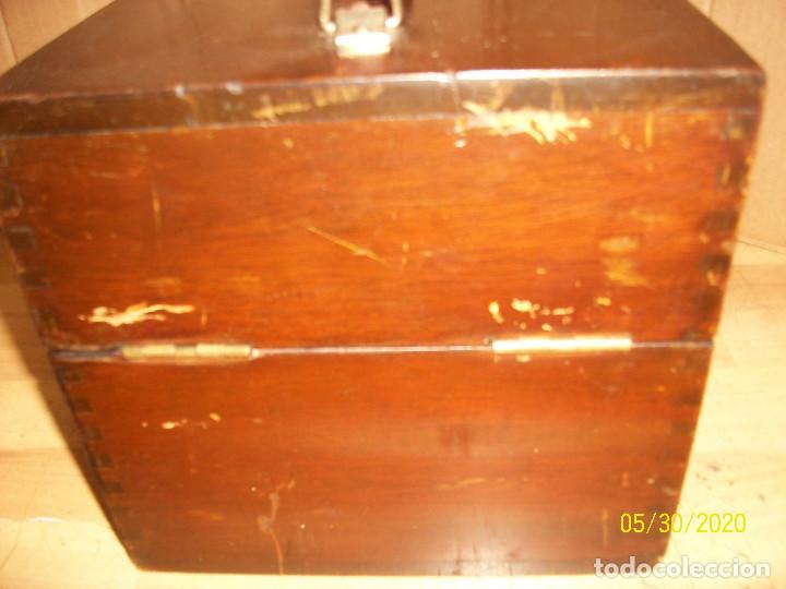 Antigüedades: ANTIGUO APARATO MEDICO-PARA DAR CORRIENTE-INGLES-STANLEY COX LTD-GERRARD S.T - Foto 12 - 206444458