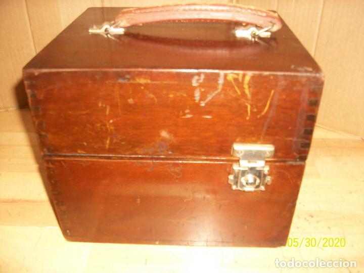 Antigüedades: ANTIGUO APARATO MEDICO-PARA DAR CORRIENTE-INGLES-STANLEY COX LTD-GERRARD S.T - Foto 13 - 206444458