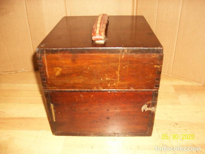 Antigüedades: ANTIGUO APARATO MEDICO-PARA DAR CORRIENTE-INGLES-STANLEY COX LTD-GERRARD S.T - Foto 14 - 206444458