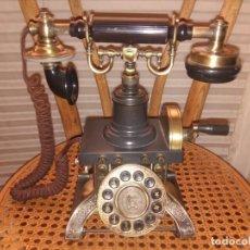 Teléfonos: TELÉFONO ANTIGUO - DE PARAMOUNT COLLECTION - RÉPLICA DE FINALES DEL SIGLO XX - ALUCINANTE. Lote 206448365