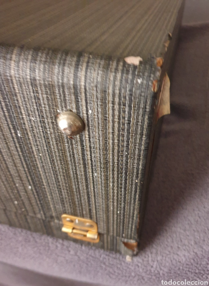 Antigüedades: Antigua máquina de escribir Olivetti - Foto 6 - 206517170