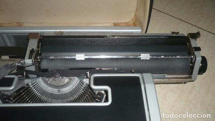 Antigüedades: Máquina Olivetti Lettera DL - Foto 3 - 206523472