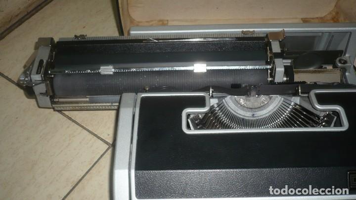 Antigüedades: Máquina Olivetti Lettera DL - Foto 4 - 206523472