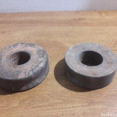 Antigüedades: PIEDRAS DE MOLAR. Lote 206536200