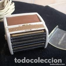 Antigüedades: maquina de afeitar remington 25 london,años 60/70, con estuche rigido original - Foto 3 - 206540365