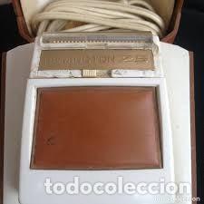 Antigüedades: maquina de afeitar remington 25 london,años 60/70, con estuche rigido original - Foto 5 - 206540365
