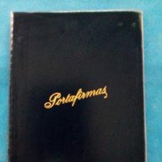 Antigüedades: PORTAFIRMAS BATLLE CAPELLADES,AÑOS 1960. Lote 206563280