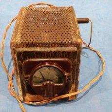 Antigüedades: ANTIGUO TRANSFORMADOR. Lote 206583531