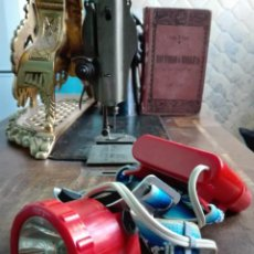 Antigüedades: F PETZL 38330 S´ ISMIER MADE IN FRANCE. Lote 206597345