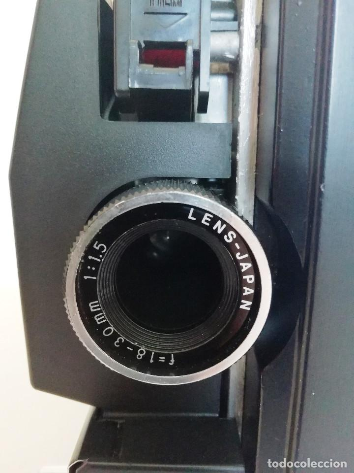 Antigüedades: PROYECTOR SONORO SUPER 8 ALSTAR - Foto 5 - 206777115