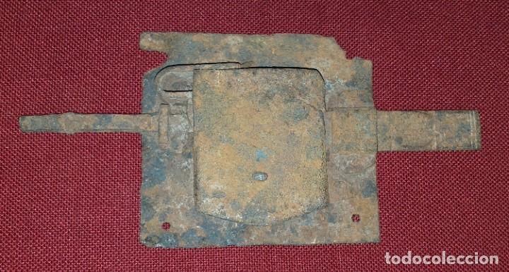 Antigüedades: ANTIGUA CERRADURA - Foto 3 - 206909132