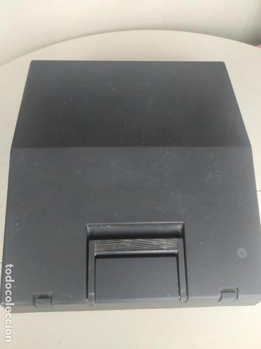 Antigüedades: Máquina de escribir Olivetti Lettera 10 + 2 cartuchos cinta. Maletín. Funcionando - Foto 13 - 206983320