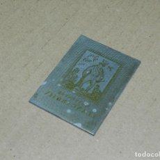 Antigüedades: (M) PLANCHA DE ZINC - PORTADA DEL LIBRO MONTSENYOR LLANGADAIX PER LOLA ANGLADA. Lote 207100106