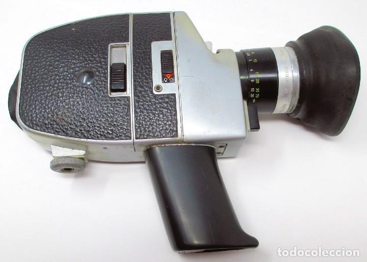 Antigüedades: Tomavistas de Súper 8 mm Bauer C2 Super. (No Funciona) Sólo para Exposición. - Foto 4 - 207125626