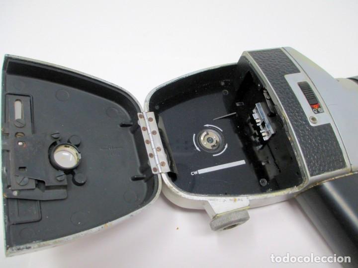Antigüedades: Tomavistas de Súper 8 mm Bauer C2 Super. (No Funciona) Sólo para Exposición. - Foto 5 - 207125626