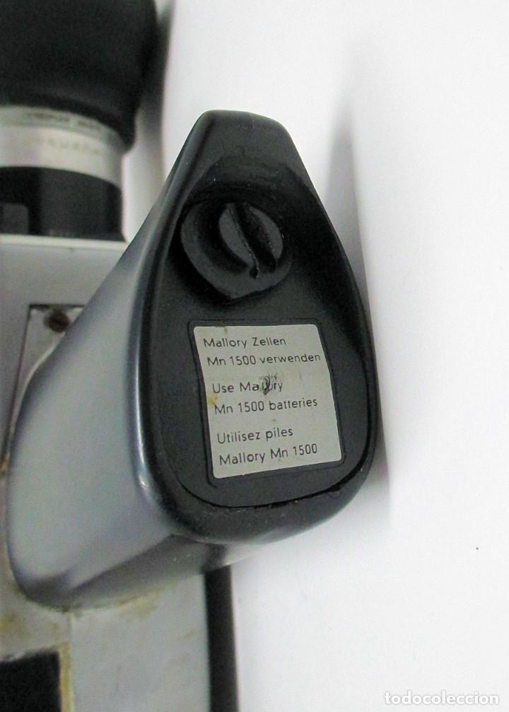 Antigüedades: Tomavistas de Súper 8 mm Bauer C2 Super. (No Funciona) Sólo para Exposición. - Foto 6 - 207125626