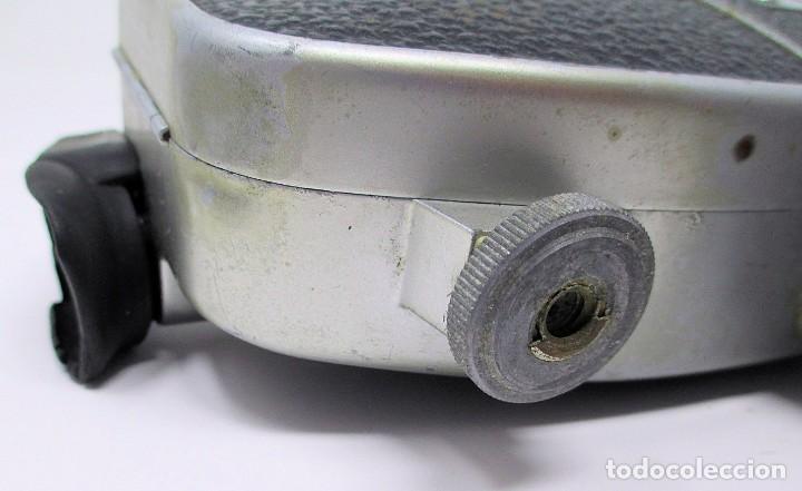 Antigüedades: Tomavistas de Súper 8 mm Bauer C2 Super. (No Funciona) Sólo para Exposición. - Foto 7 - 207125626