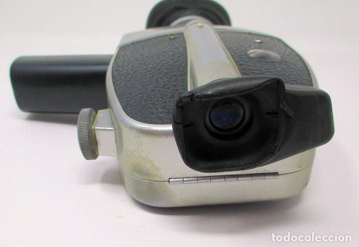 Antigüedades: Tomavistas de Súper 8 mm Bauer C2 Super. (No Funciona) Sólo para Exposición. - Foto 10 - 207125626