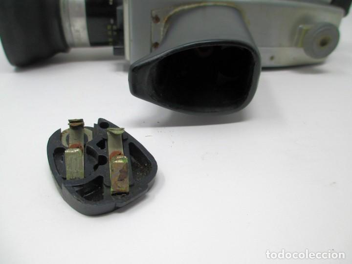Antigüedades: Tomavistas de Súper 8 mm Bauer C2 Super. (No Funciona) Sólo para Exposición. - Foto 11 - 207125626