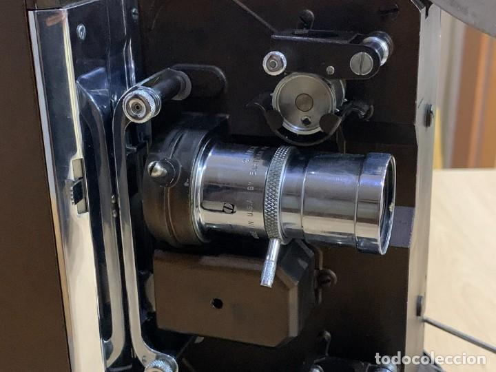 Antigüedades: Proyector de cine 16mm Kodascope modelo K - Foto 5 - 207152371