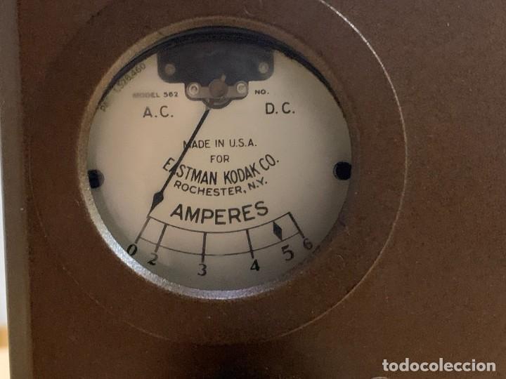 Antigüedades: Proyector de cine 16mm Kodascope modelo K - Foto 7 - 207152371