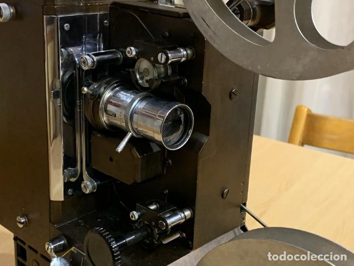 Antigüedades: Proyector de cine 16mm Kodascope modelo K - Foto 8 - 207152371