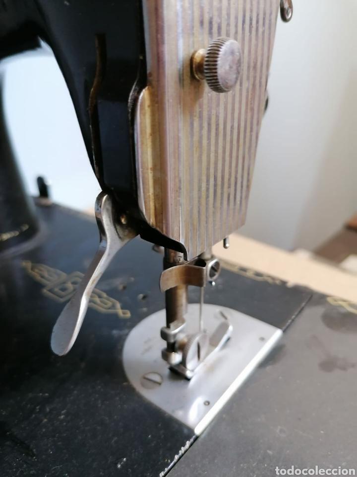 Antigüedades: Antigua Máquina de Coser Singer,Escocesa - Foto 19 - 107415155