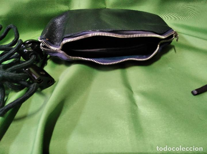 Antigüedades: Plancha de viaje muy rara , perfecta funcionando ,el asa se dobla para meterla en su bolsa PATENTADA - Foto 9 - 207239766