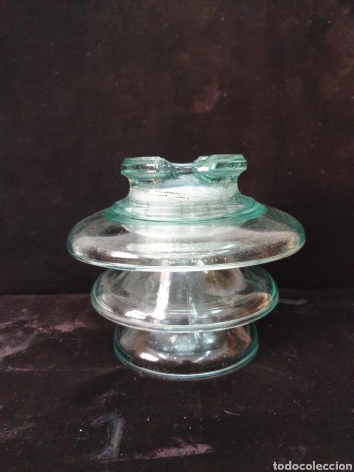 Antigüedades: Jicara grande de cristal - Foto 6 - 207334035