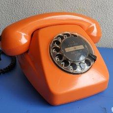 Teléfonos: TELÉFONO ANTIGUO FUNCIONANDO. TELÉFONO ALEMÁN VINTAGE TIPO HERALDO.. Lote 207385132