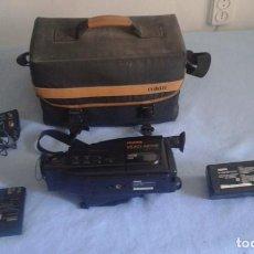 Antigüedades: ANTIGUO EQUIPO VHS IKAWA VIDEO MOVIE CPV - 1612 FUNCIONANDO PERFECTAMENTE, INCLUYE MALETA. Lote 207436487