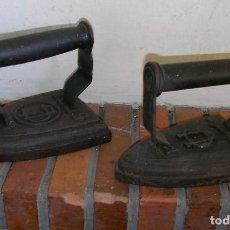 Antigüedades: PLANCHAS DE HIERRO. Lote 207582633