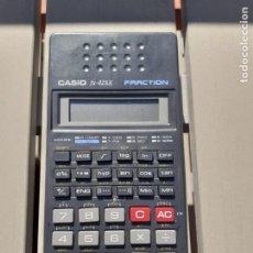 Antigüedades: CASIO FX-82SX FRACTION. Lote 207584800