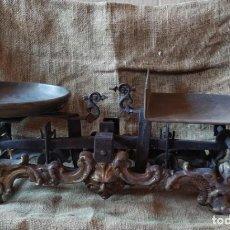 Antigüedades: BALANZAS ANTIGUAS PARA PESAR PAN.. Lote 207716852