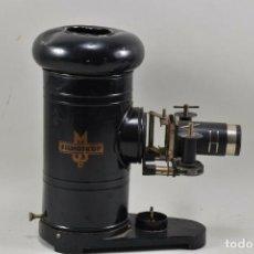 Antigüedades: GRANDE ,ANTIGUA LINTERNA MAGICA PRECINE FILMOSKOP PROYECTOR 290,00 EUR. Lote 207826153