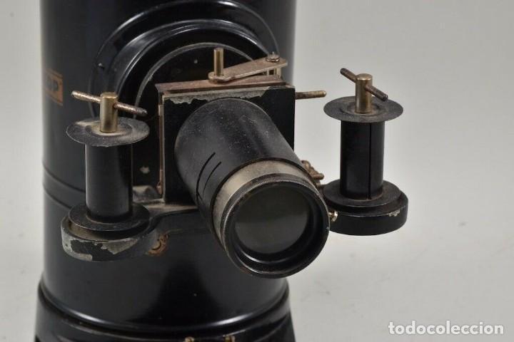 Antigüedades: GRANDE ,ANTIGUA LINTERNA MAGICA PRECINE FILMOSKOP proyector 290,00 eur - Foto 6 - 207826153