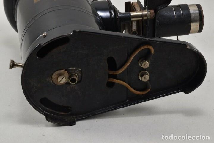 Antigüedades: GRANDE ,ANTIGUA LINTERNA MAGICA PRECINE FILMOSKOP proyector 290,00 eur - Foto 7 - 207826153