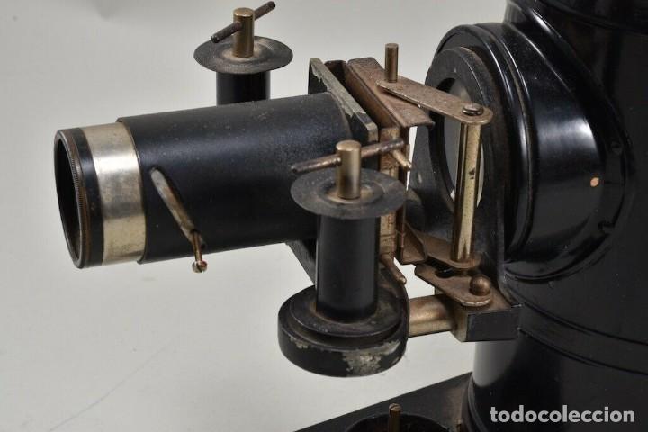 Antigüedades: GRANDE ,ANTIGUA LINTERNA MAGICA PRECINE FILMOSKOP proyector 290,00 eur - Foto 8 - 207826153