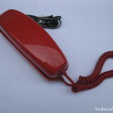 Teléfonos: TELÉFONO ROJO TIPO GÓNDOLA.. Lote 207853530