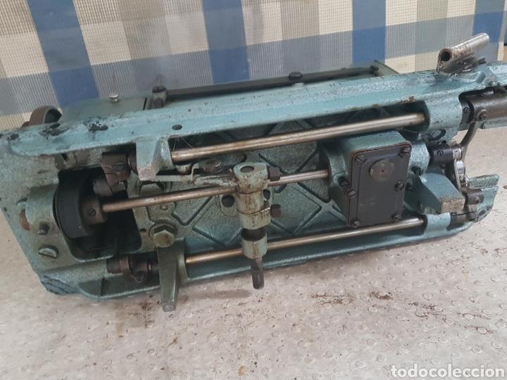 Antigüedades: Máquina coser industrial Alfa - Foto 4 - 207872126