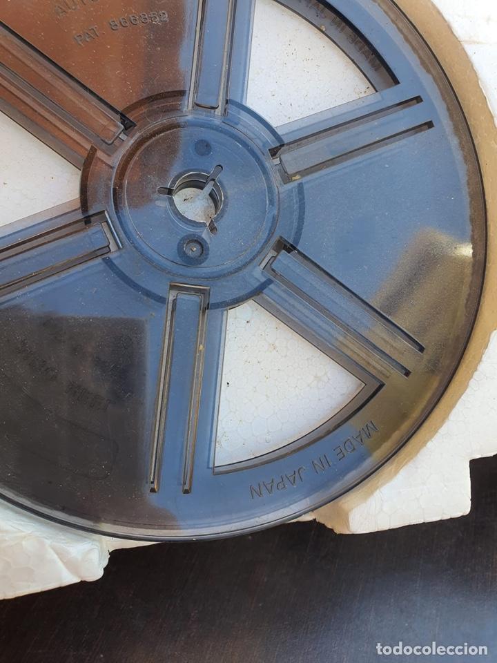 Antigüedades: Bonito proyector chinon C-100, en su caja - Foto 6 - 207884956