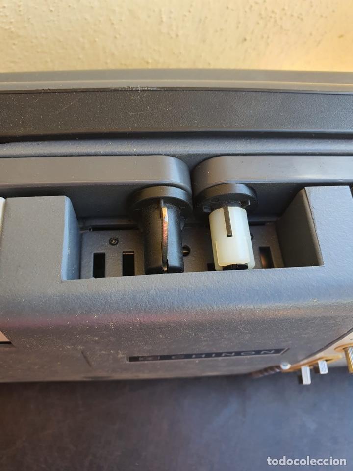 Antigüedades: Bonito proyector chinon C-100, en su caja - Foto 11 - 207884956