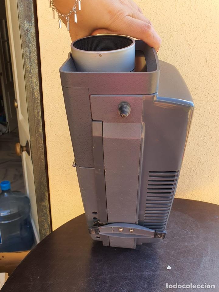 Antigüedades: Bonito proyector chinon C-100, en su caja - Foto 14 - 207884956