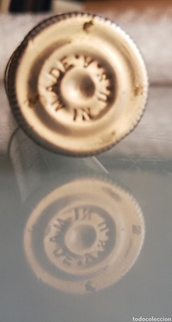 Antigüedades: PERFECT POCKET OILER, DERBY~MADE IN USA - Aceitera de émbolo - 10,5 cm largo - 1,5 cm diámetro - Foto 7 - 207894962