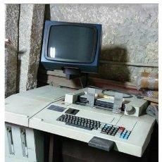Antigüedades: ORDENADOR OLIVETTI BCS 2025. UNICO.PIEZA DE MUSEO. 1ER MODELO.AÑOS 70. RAM 64 KB. CPU NEC 8080 2 MHZ. Lote 207973617