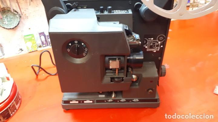 Antigüedades: Proyector Bell Hawell 16 mm. USA. - Foto 2 - 207989438