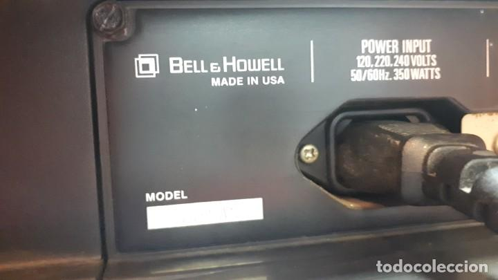 Antigüedades: Proyector Bell Hawell 16 mm. USA. - Foto 3 - 207989438