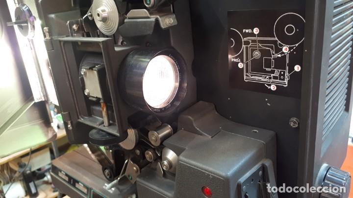 Antigüedades: Proyector Bell Hawell 16 mm. USA. - Foto 15 - 207989438
