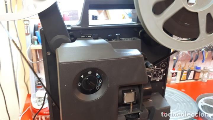 Antigüedades: Proyector Bell Hawell 16 mm. USA. - Foto 23 - 207989438